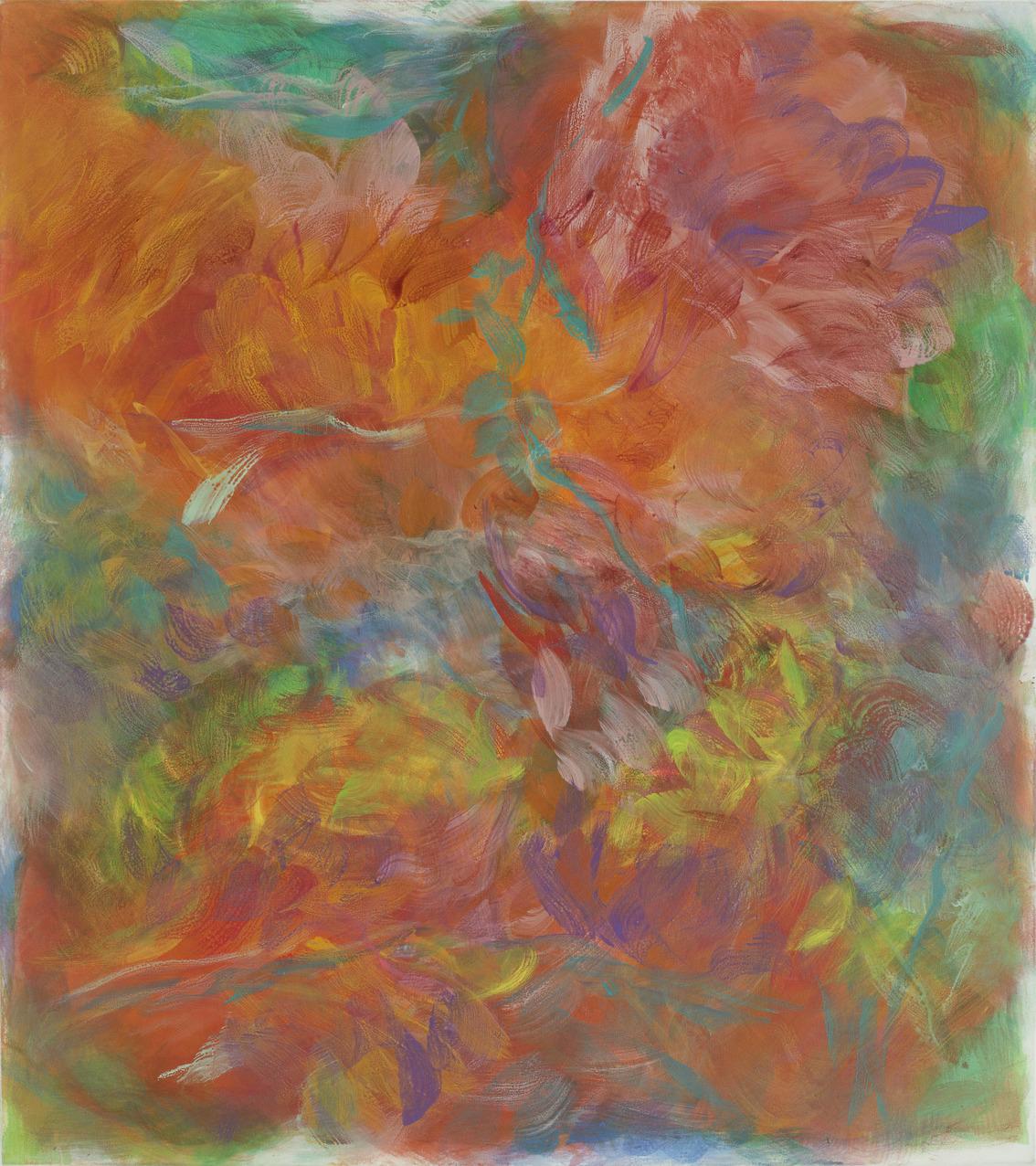 Gemälde Phoenix